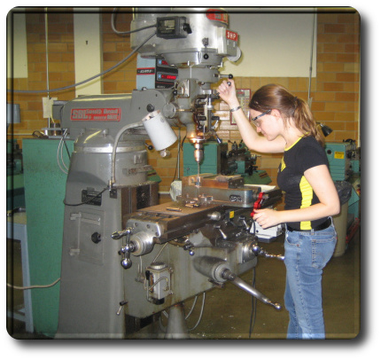 machine shop tools